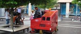 Професионални почистващи машини в София
