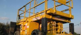 Самоходни хидравлични машини и платформи под наем в Пловдив