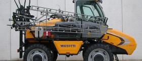 Самоходни пръскачки за оризови площи в Силистра - Мазоти България