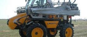 Самоходни пръскачки за земеделски култури в Силистра - Мазоти България