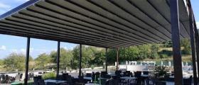 Слънцезащитни съоръжения тип Пергола Пловдив
