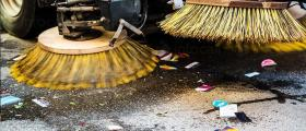 Сметосъбираща техника и машини за почистване на улици в Бургас