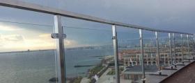 Стъклени парапети Пловдив