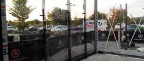 Стъклени плъзгащи врати в София
