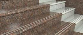Стъпала от мрамор и гранит в София