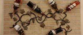 Стойки за вино и елементи от ковано желязо в Асеновград
