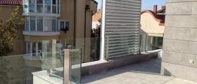 Стоманени и стъклени конструкции в Бургас