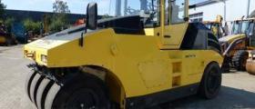 Техника за пътно строителство в Сливен