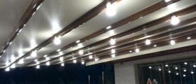 Тенти с осветление тип Пергола в град Пловдив