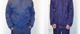 Униформени облекла