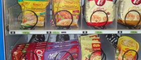 Вендинг автомати за пакетирани храни в София - Красна поляна