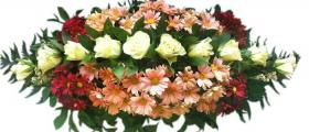 Венци за погребение в Плевен - Траурен център Алеа