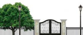 Врати и портали от ковано желязо Драгичево-Перник - Метал Дизайн 2011