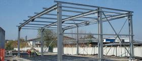 Заготовки за метални конструкции в Панагюрище-Пазарджик - КНН ООД