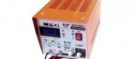 Зарядни устройства за стартерни и тягови батерии - Максимал ООД