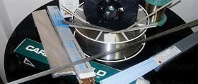 Заваръчни материали и припои за спояване в София-Военна рампа - Рапид