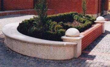 Архитектурни елементи и детайли в София-Горубляне - Инекс Дизайн ЕООД