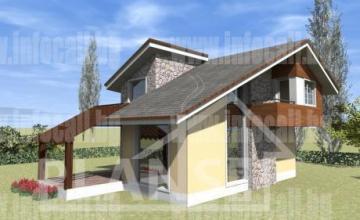 Архитектурни проекти за едноетажни къщи