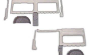 Автоинтериор 11,5m Plastic Upholstery Set