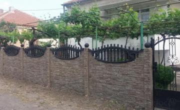 Бетонни колове и бетонови пана за огради в София-Челопечене - Миконтрол-БГ ЕООД