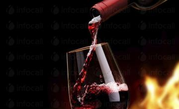 Червено вино в Разград
