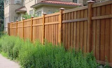 Дървен материал за огради в Ракитово