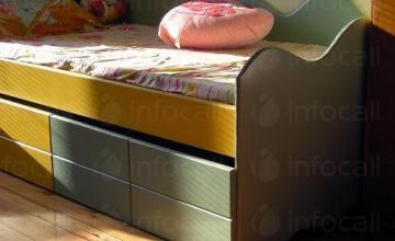 Детски мебели от Троян - Троянска мебел ЕООД