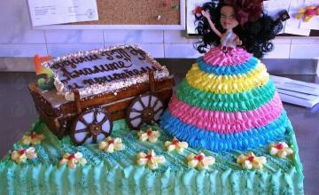 Детски торти в село Рибарица и град Тетевен - Сладкарница Иза