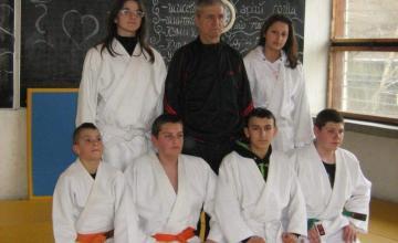 Джудо - Спортно училище гр. Сандански