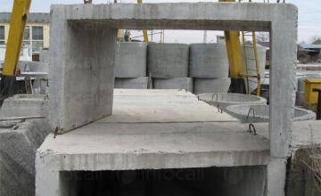 Елементи за пътни съоръжения в Хан Крум-Шумен