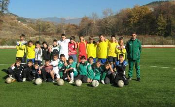 Футбол - Спортно училище гр. Сандански