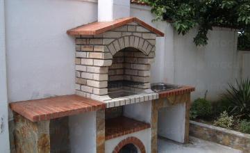 Градински барбекюта в Добрич, Варна, Балчик, Каварна, Силистра, Шумен и Търговище - ДАС Добрич