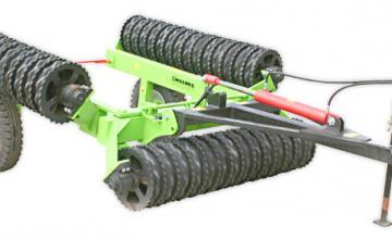 Хидравличен валяк тракторен прикачен