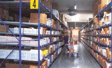 Индустриални стелажи в София - Ти Ес Инженеринг ООД