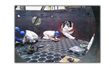 Изграждане и ремонт на сухи и морски електрофилтри