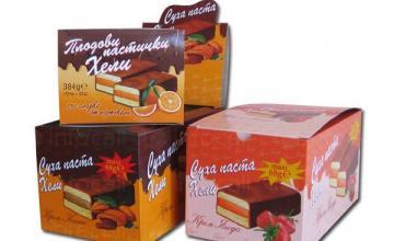 Каширани опаковки в град Пловдив