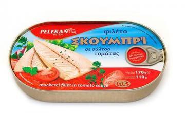 Консервирани рибни продукти във Варна
