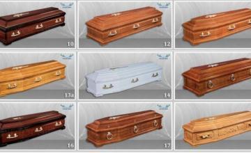 Ковчези и драперии в Пловдив - Погребално бюро Тера Да