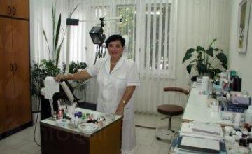 Квалификация - Доктор Иванка Пашова Обрешкова