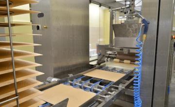 Линии за производство на вафли в Разград - Джем Машина Импорт - Експорт ООД