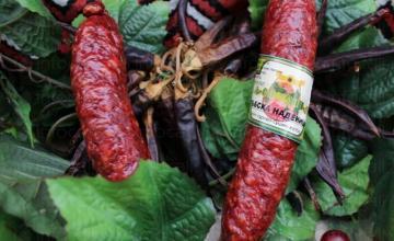 Малотрайни варено-пушени колбаси в Свиленград - Ангел Сарандиев 2010 ЕООД