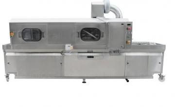Машина за измиване на касетки за плодове в Пловдив - Сторм Инженеринг АД