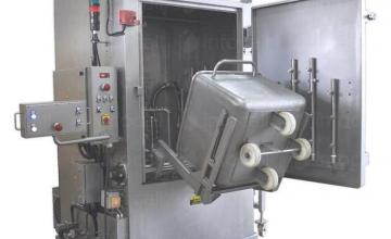 Машина за измиване на колички в Пловдив - Сторм Инженеринг АД