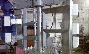 Машини химическа и козметична промишленост Хасково - Хидропластформ ООД