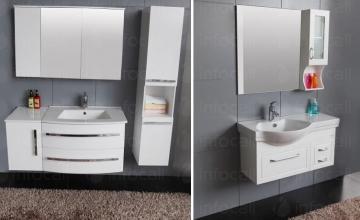 Мебели ПВЦ за баня в София-Център - Голдън Керамик ЕООД