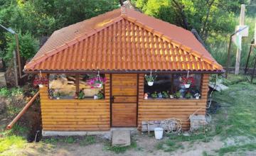 Метални конструкции за халета, автомивки, складови бази Драгичево-Перник - Метал Дизайн 2011