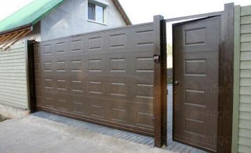 Метални врати в Русе