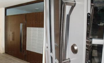 Метални врати за вход в София