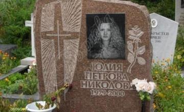 Надгробни плочи в Плевен и Луковит - Галактеа