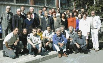 Научен състав - Институт по инженерна химия